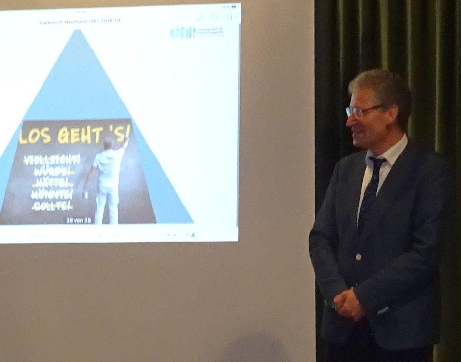 """Friedhelm Werner macht """"Lust auf Kommunalpolitik"""""""