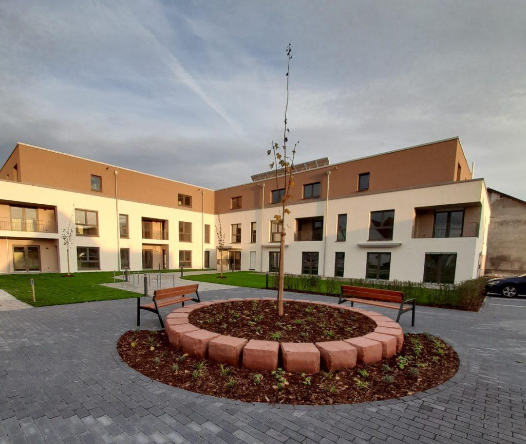 Wohnanlage Rußheim